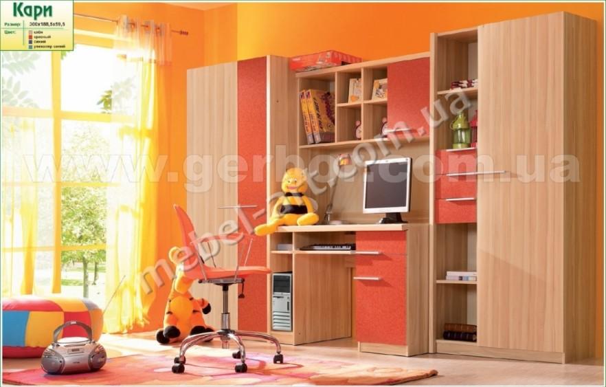 Мебель для комнаты ребёнка. Разнополых подростков ненужно поселять в одной комнате, но если например возможности нет
